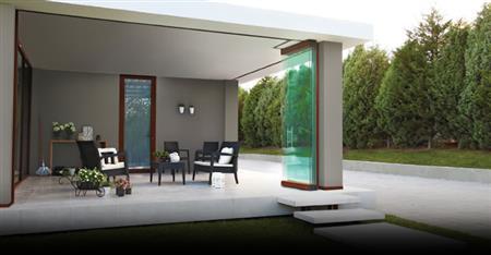 Bild für Kategorie Glasschiebewand