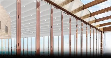 Bild für Kategorie Glaspaneelsytem 2 Fach-Verglast