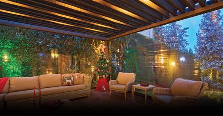 Bild für Kategorie Markisen für Terrasse und Balkon