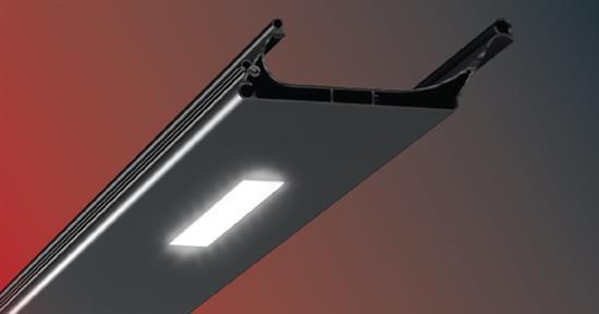 Linearle LED Beleuchtung