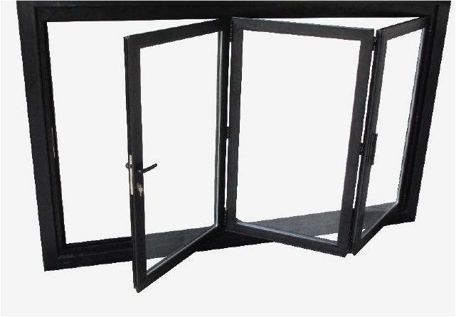 Bild von Glaspanel System mit 2-fach Verglasung