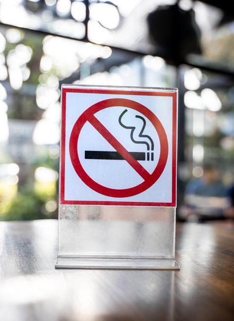 Bild für Nachricht Raucherzonen für Cafes und Restaurants
